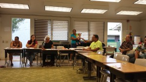 Lana'i Island Council Meeting @ Lana'i Senior Center